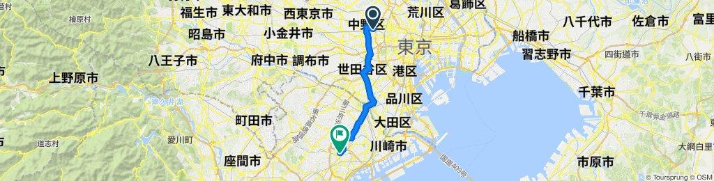 NakanoToShin-Yokohama