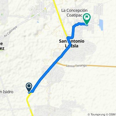 Paseo increíble en México