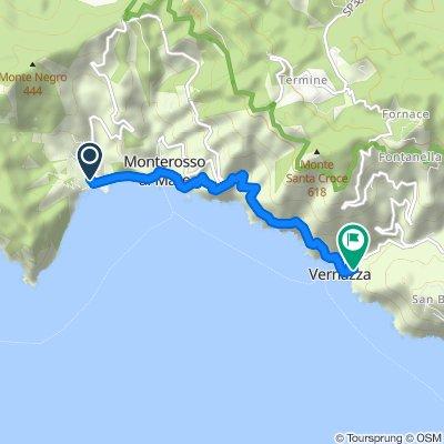 02 - Da Monterosso al Mare a Vernazza