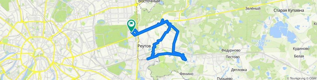 Велоездки тёплые зимние Балашиха - Кучино - Никольско Архангельский 17 01 2020