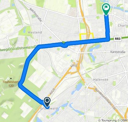 Berlijn Dag 2 Etappe 2