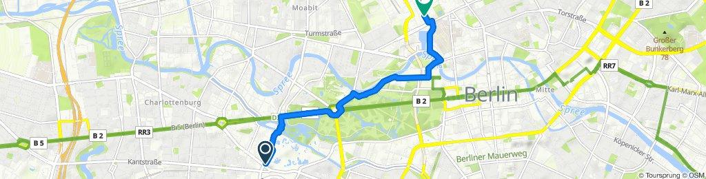 Berlijn Dag 2 Etappe 4