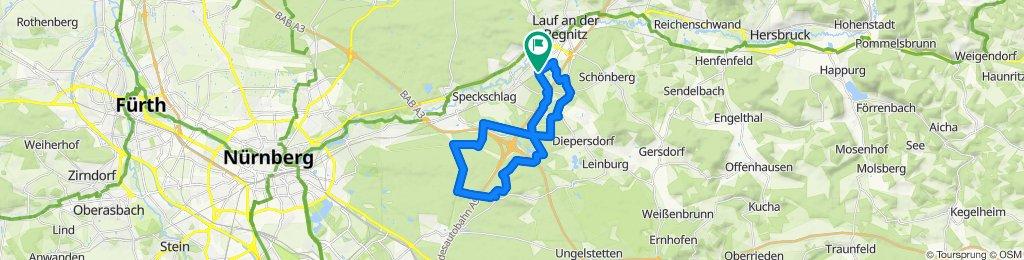 Rundkurs Seespitze - Brunner Wald - Schmausenbuck
