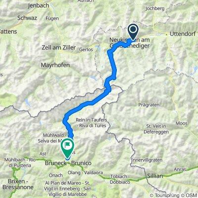 Tag 2 - Alpencross 2020