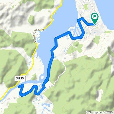 Blistering ride in Pauanui