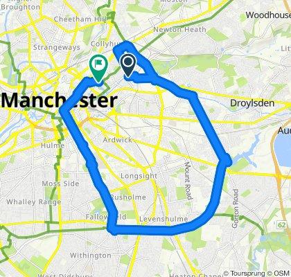 exploring Manchester week 1