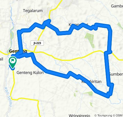 GWKK route