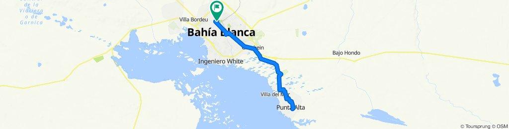 Bahía Blanca - Grunbein - Gral. Arias - Punta Alta