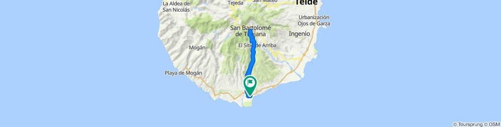 PdI-San Bartolome retur