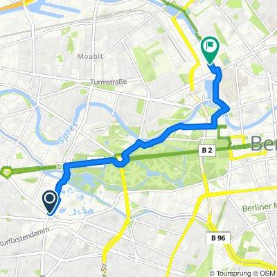 Berlijn Dag 2 Etappe 4 EV