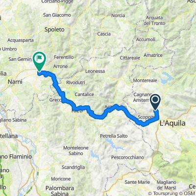11 - L'Aquila - Terni