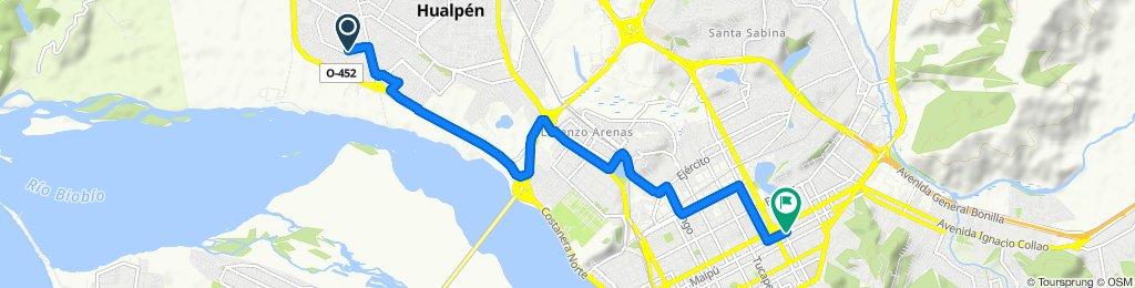 Hualpén-conce