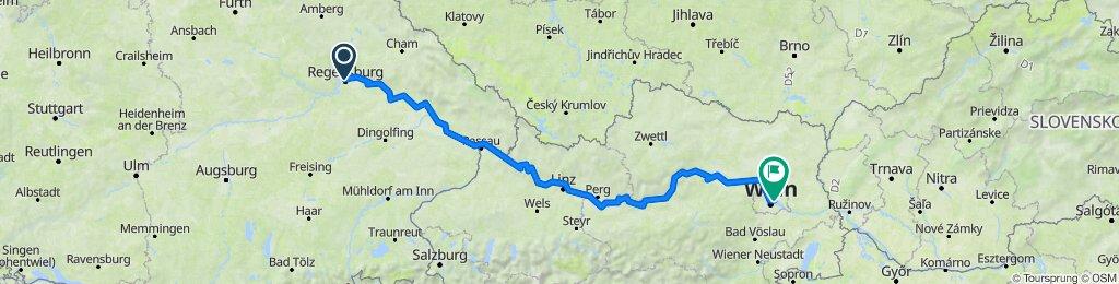 2005 - Donau II mit Schunys