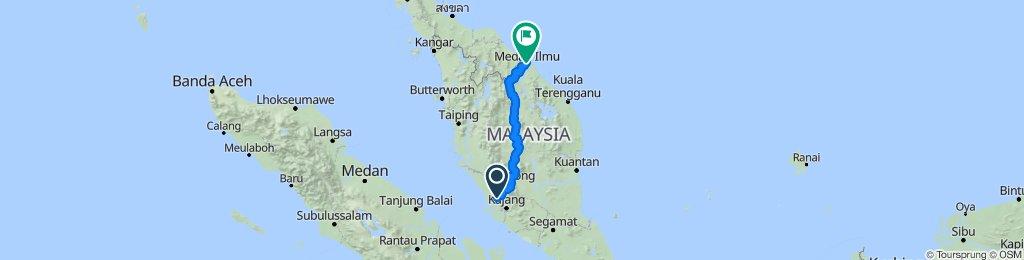 Mutiara Damansara-Kota Bharu