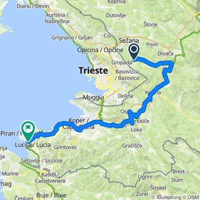 05 - Adriabike - The descent towards the Adriatic