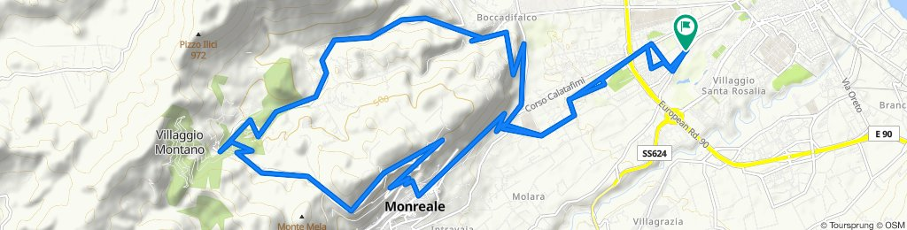 Palermo-Monreale-San Martino