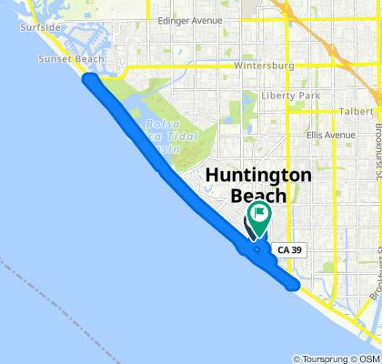 Huntington Beach Cycling