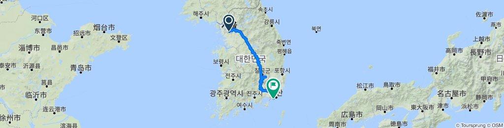 Seoul - Busan