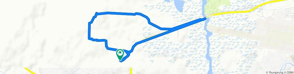Itinéraire facile en Baie Mahault