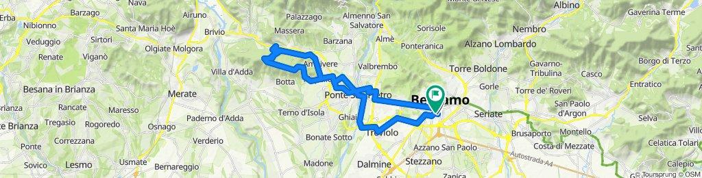 Monte Canto 25.01.2020