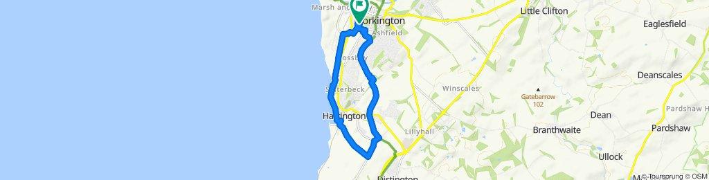 Easy ride in Workington