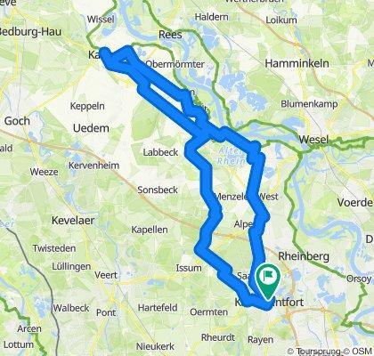 Mühlen-Radtour