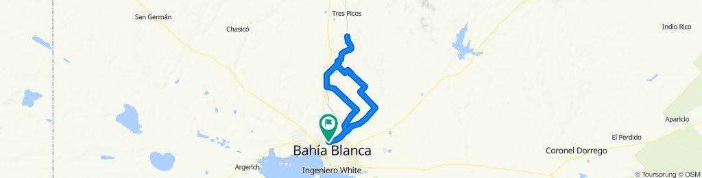 Bahía - Napostá - Garcia del Rio - La Vitícola
