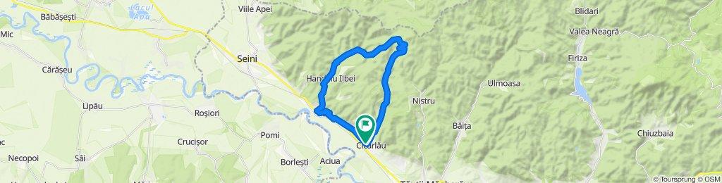 Cicarlau-Ilba Handal[Valea Mare]