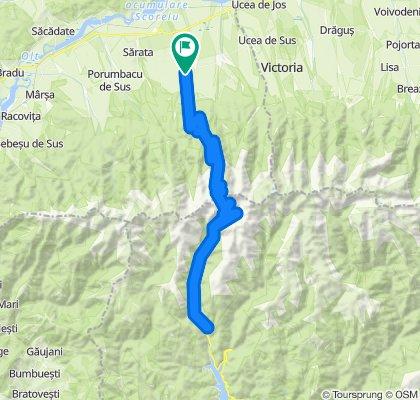 Cartisoara - Balea Lac - Lac Vidraru - Cartisoara