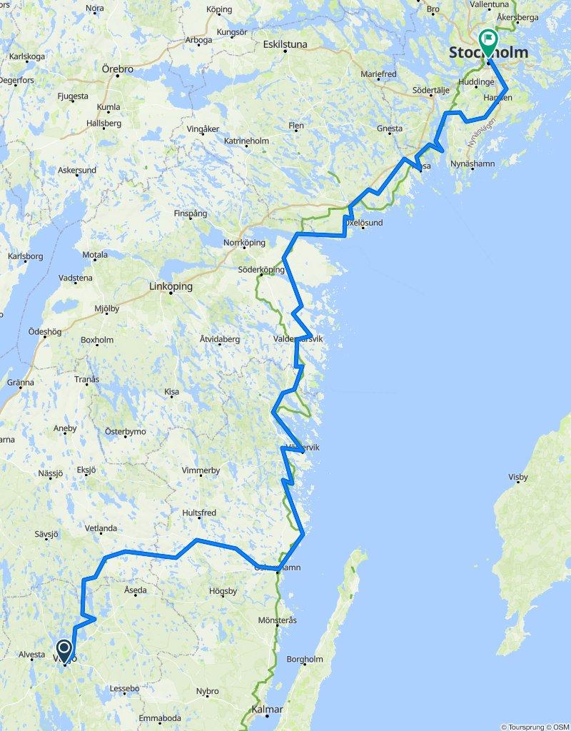 SOUTH SWEDEN DIVIDE