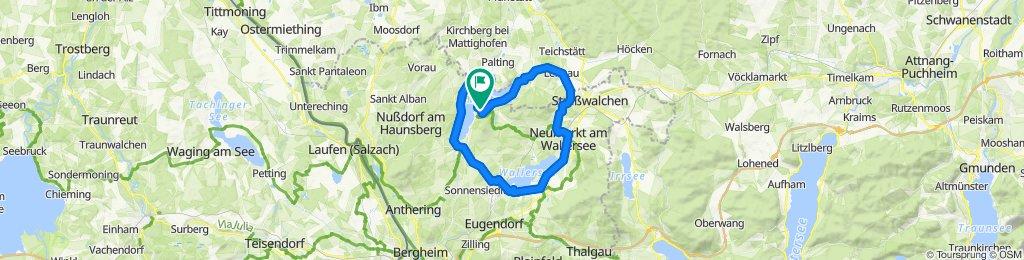 Mattsee - 4 Seenrundfahrt