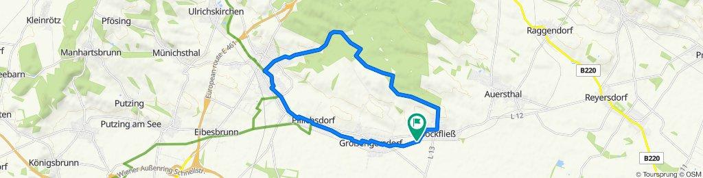 Rundweg Bockfliess - Wolkersdorf