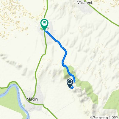 Traseu tematic Valea Jijilei