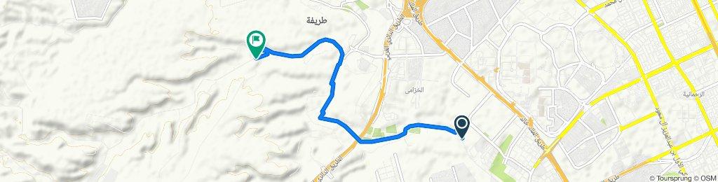 Steady ride in الرياض