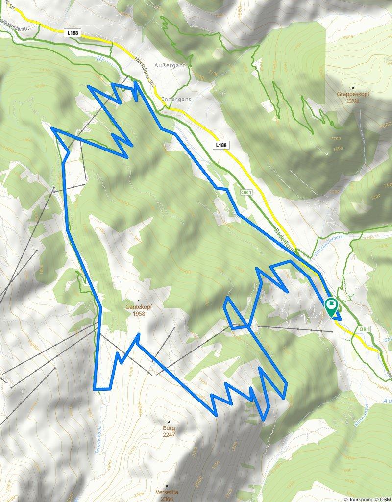 Gaschurner Trail-Runde