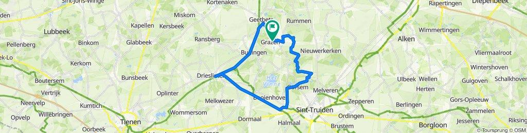 Geetbets Radfahren