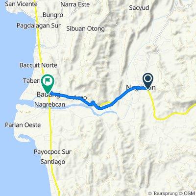 Restful ride in Bauang