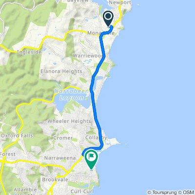 1–3 Perak Street, Mona Vale to 22 Boronia Street, Dee Why