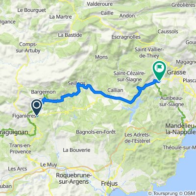 16 March 45 km