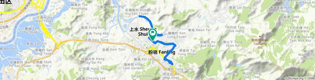輕鬆的路線 香港