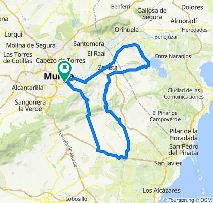 Cabezo de La Plata 9.2.20