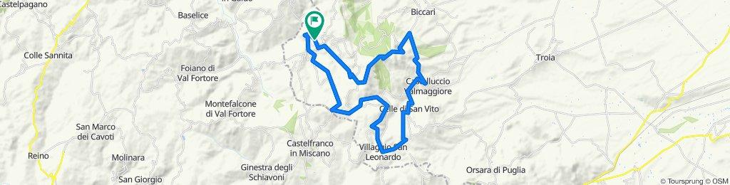 Giro del Monte Cornacchia