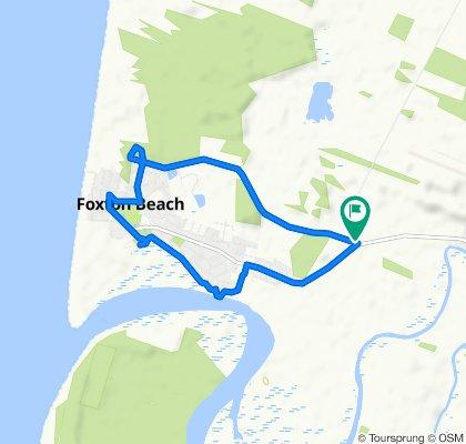 8 Palmer Road, Foxton Beach to 8 Palmer Road, Foxton Beach
