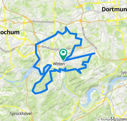 2020 WWBT RV Witten 56 km