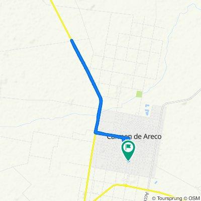 Paseo increíble en Carmen de Areco