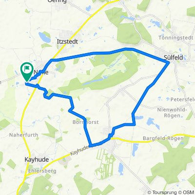 Nahe Ost (2) (19,0km)
