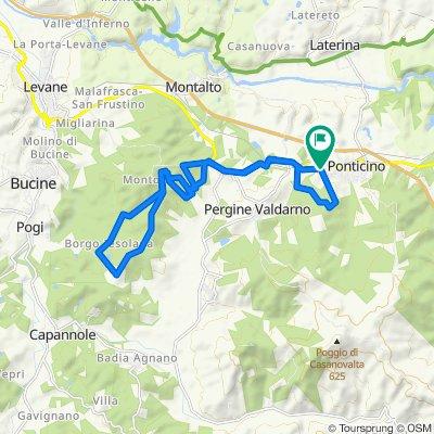 Via Cimabue 4, Cavi-Casalone to Via Cimabue 5, Cavi-Casalone