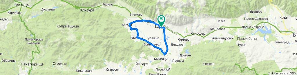 """Тур """"В полите на Средна гора"""""""