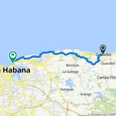 Feb 15 Guanbo - Havana
