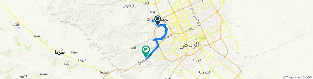 Cracking ride in الرياض